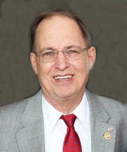 District 6080 Governor - Mike Beahon, Fulton, Missouri