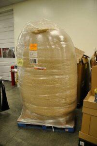 690 lbs. of Rice Krispies