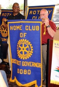 Home Club of District Governor 6080