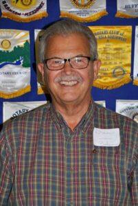 Bolivar: Dan Adkison, membership chair.