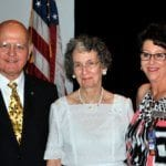 Melvin and Mary Platt and Julie Bixler