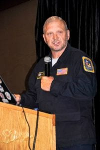 Terry Cassil, safety officer, Missouri Task Force One