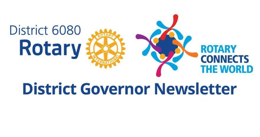 District Governor Newsletter
