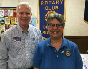 Butler Pres-Elect Nancy Rich