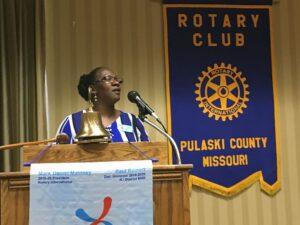 Pulaski County Pres Janice Wilson