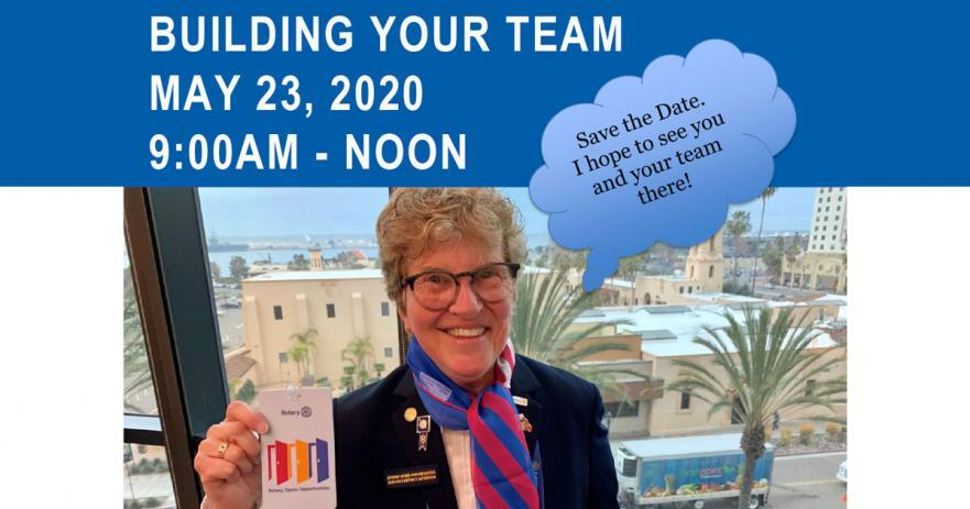 Virtual Club Leading Training - May 23, 2020