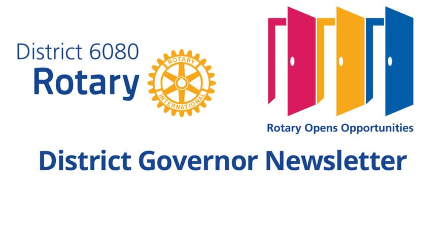 District Governor Newsletter 2020-21