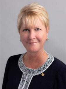 Jennifer E. Jones, of the Rotary Club of Windsor-Roseland, Ontario, Canada, is the selection of the Nominating Committee for President of Rotary International for 2022-23.